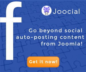 Joocial promotes Social Content Management to create messages and deliver from your own system. Simply, Joocial automatically posts your content to social networks + advanced content management. Joocial is the next stage of AutoTweet evolution, beyond simply auto-publishing content.