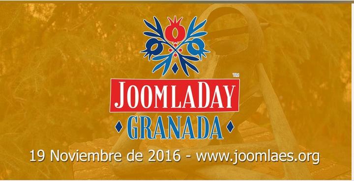 Rumbo a JoomlaDay™ Granada 2016!