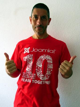 joomla 10 years 5000