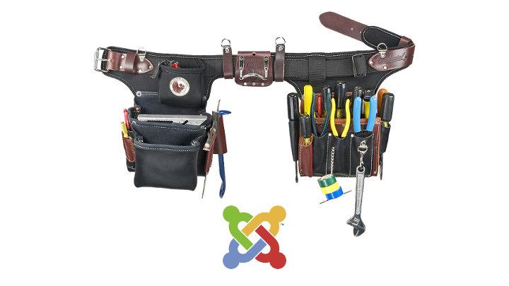 modern developer toolbox for joomla